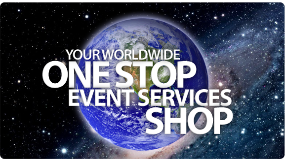 Your One Stop Worldwide Events Shop